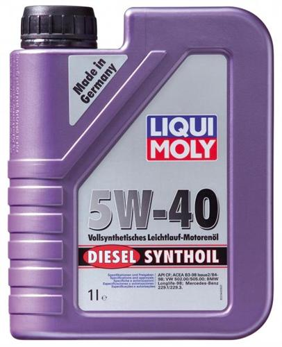Liqui Moly DIESEL SYNTHOIL .